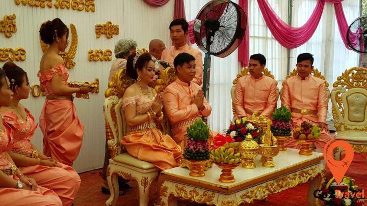 Phong tục cưới hỏi của người Campuchia