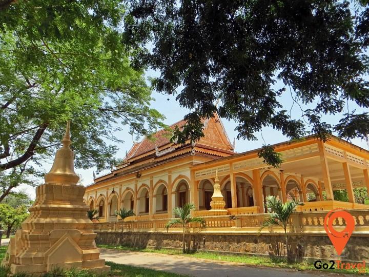 Wat Damnak – nơi lưu giữ những tài liệu cổ và những trang sử của thời Angkor vàng son