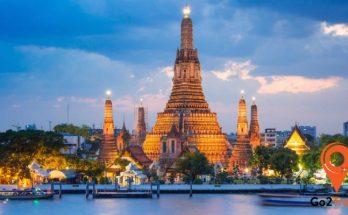 Những điểm du lịch không thể bỏ qua khi đi Thái Lan