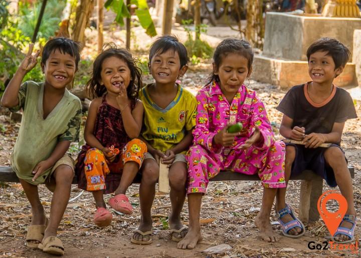 Lưu ý một số tiếng thông dụng khi du lịch Campuchia