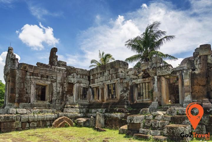 Hầu hết các ngôi đền thời kỳ này là những đền Hindu giáo, tôn thờ Shiva và Vishnu