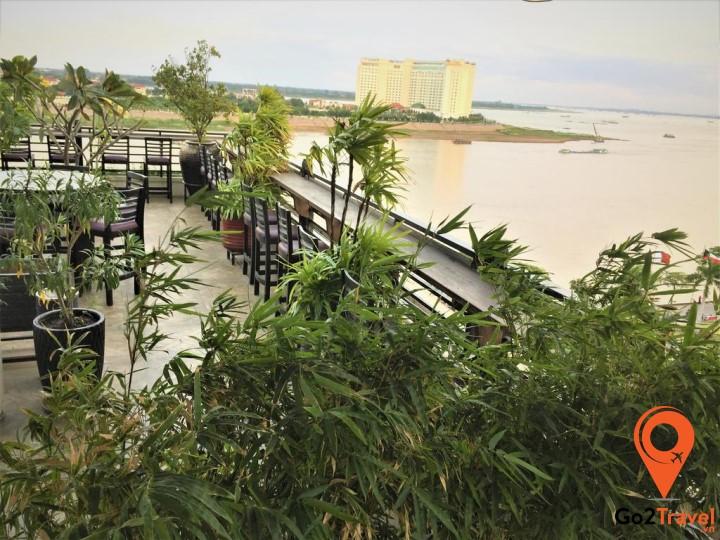 """Khách sạn tại """"Đảo Mekong"""""""