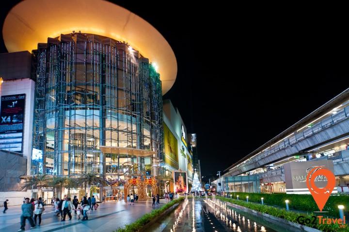 Siam Paragon là niềm tự hào của Bangkok