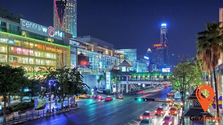 Central World thiên đường mua sắm không thể bỏ qua ở Bangkok