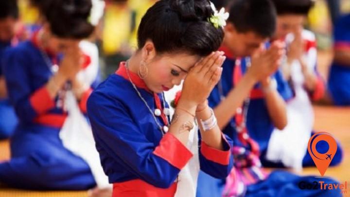 Đầu là phần linh thiêng theo suy nghĩ của người Campuchia