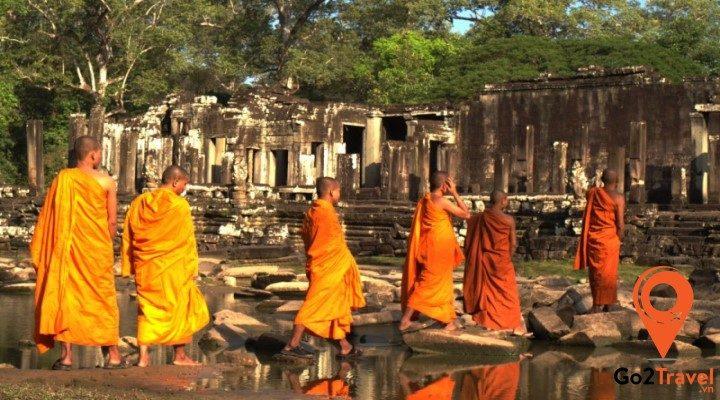 Những điều cần lưu ý khi du lịch Campuchia