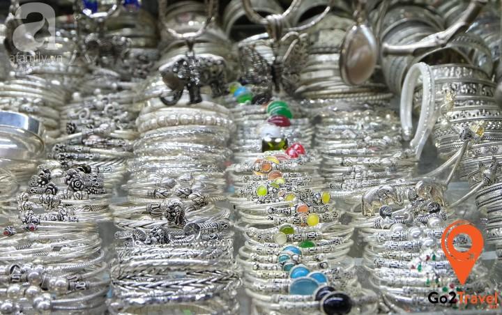 Đồ bạc – món quà không thể thiếu khi du lịch Campuchia