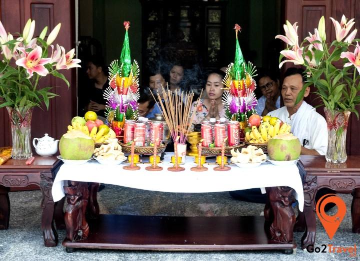 Tết cổ truyền Campuchia có những đặc sắc riêng
