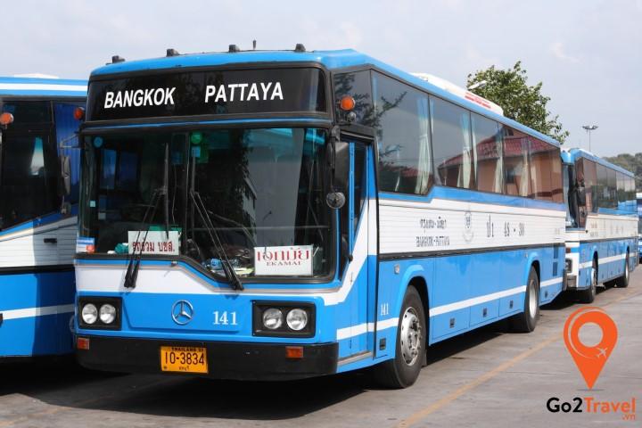 Xe bus là một trong những phương tiện giao thông công cộng rất phổ biến