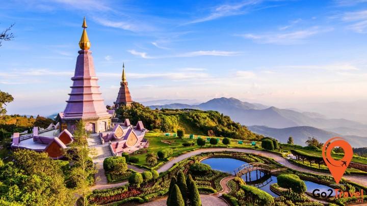 Thái Lan có kiểu khí hậu nhiệt đới xavan