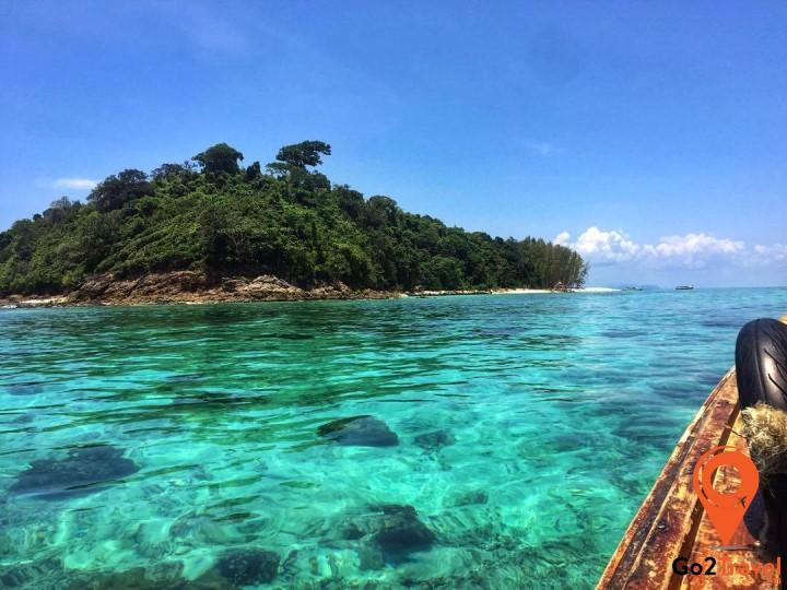 Vào mùa nóng ở Thái Lan các bạn nên đến Phuket