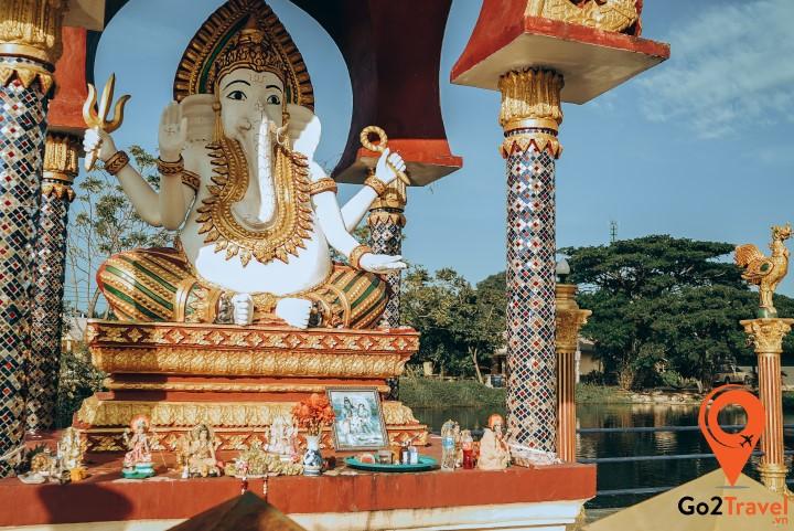 Hindu giáo là một trong những tôn giáo có mặt ở Campuchia