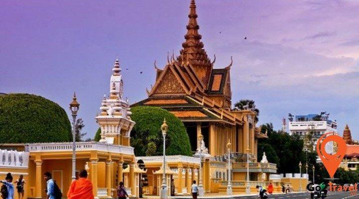 Nét văn hoá đặc trưng của Campuchia