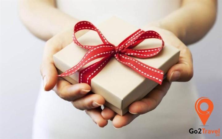 Khi tặng quà cũng có những điều cần lưu ý