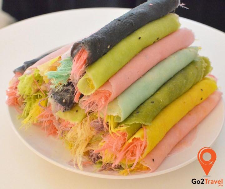 Hương vị của Roti Sai Mai thì trên cả tuyệt vời!