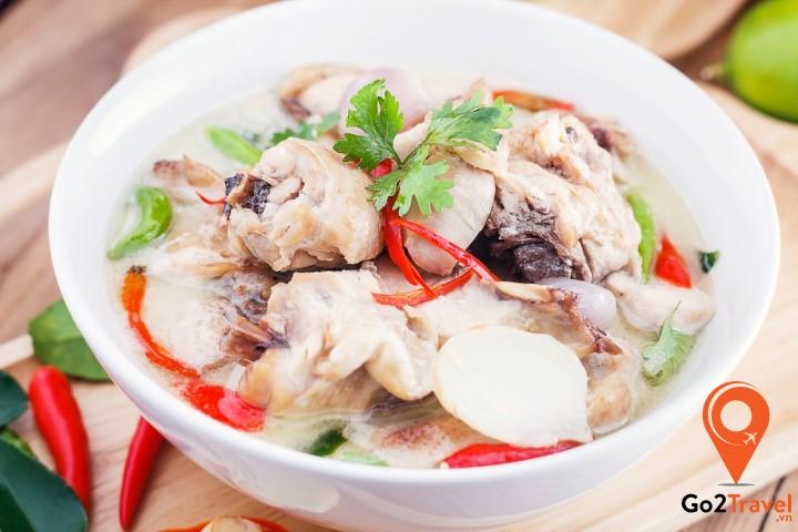 Món ăn rất được yêu thích tại Thái Lan