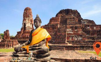 Các điểm tham quan tại Ayutthaya - Thái Lan