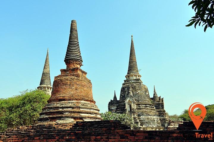 Di tích Wat Ratchaburana