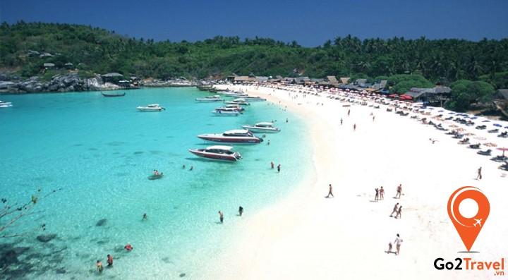 Patong - một bãi biển luôn đắm chìm trong bầu không khí sôi động