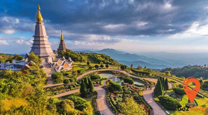 Gợi ý những địa điểm du lịch hấp dẫn ở Chiang Mai