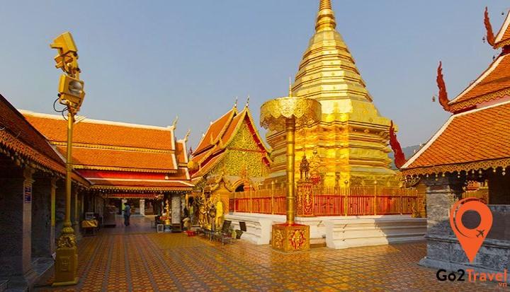 Wat Phrathat Doi Suthe
