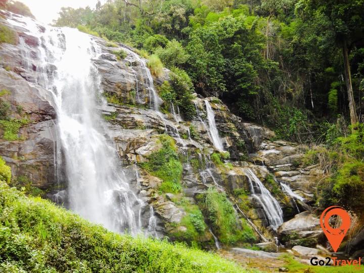 Thiên nhiên mát lành của công viên Quốc gia Doi Inthanon
