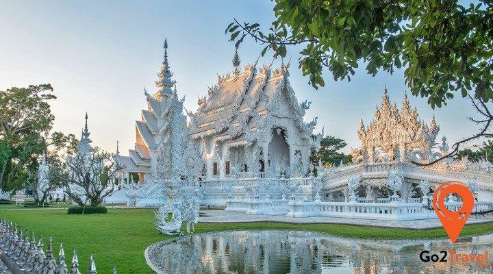 Địa điểm tham quan nổi tiếng ở Chiang Rai