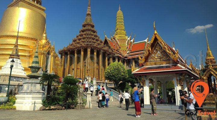 5 ngôi chùa thu hút khách du lịch ở Bangkok