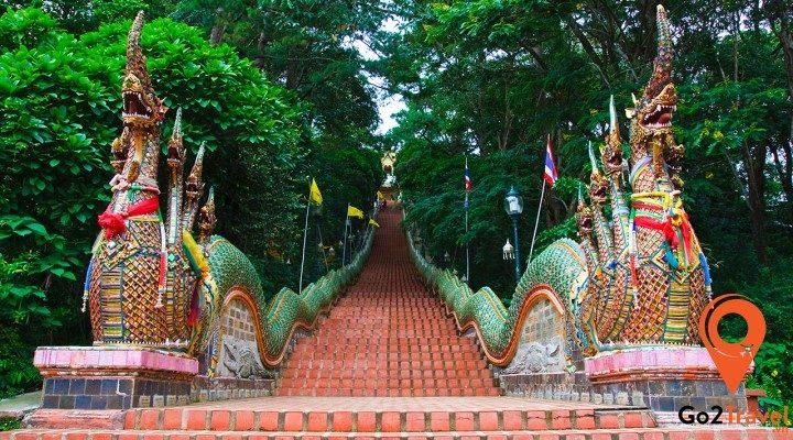 Những ngôi chùa nổi tiếng tại Chiang Mai - Thái Lan