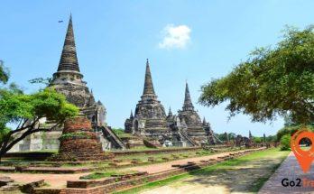 Kinh nghiệm du lịch cố đô Ayutthaya