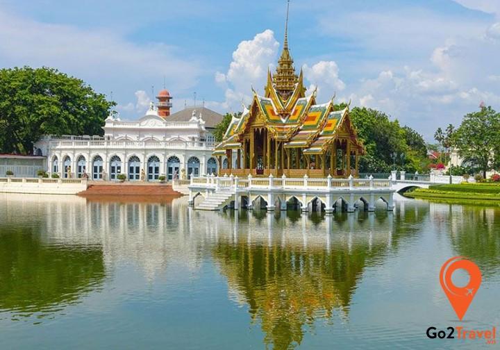 Ayutthaya được mệnh danh là Venice Phương Đông