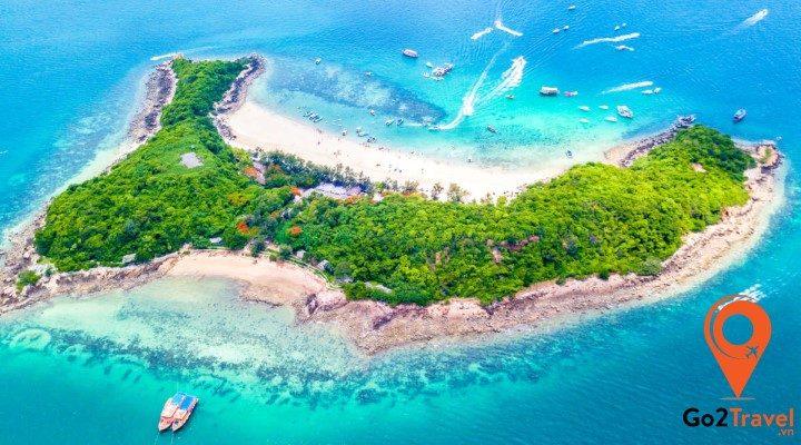 Đảo san hô Coral Pattaya có gì thú vị?
