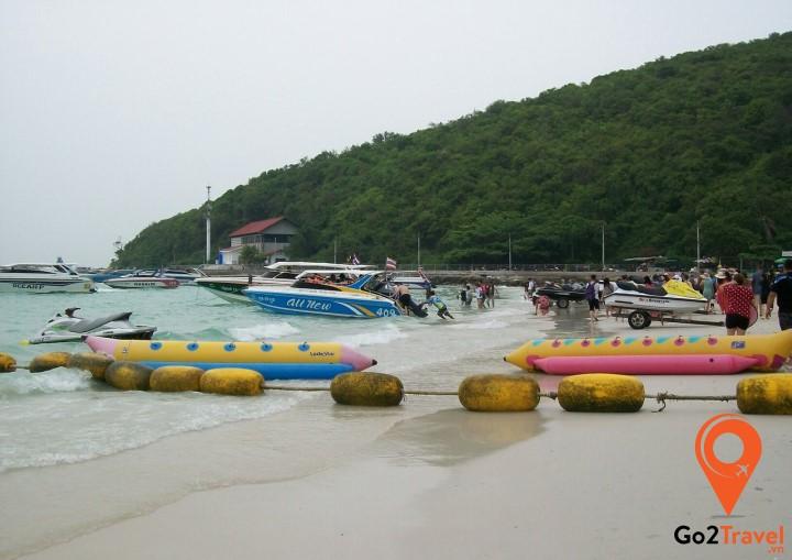 Biển Taween Thái Lan