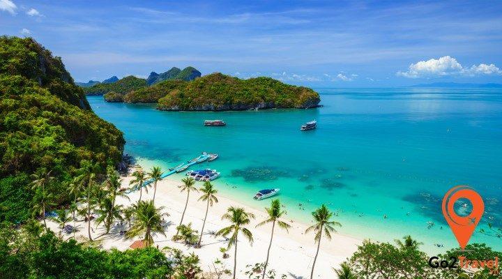 Tổng quan về du lịch Koh Samui - Thái Lan