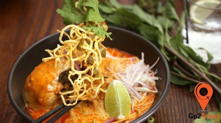 Những món ngon không thể chối từ khi đến Chiang Mai