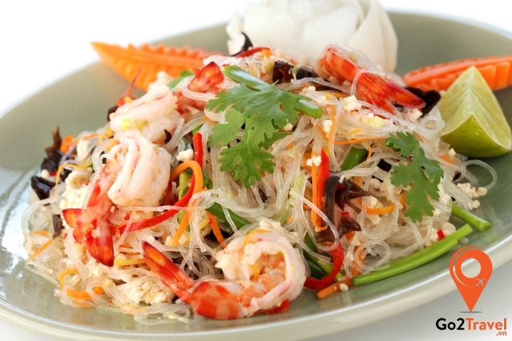 Một món khá phổ biến ở Pattaya