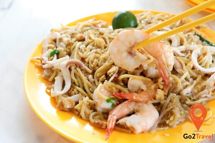Mee Hokkien - món ăn có nguồn gốc từ Trung Quốc