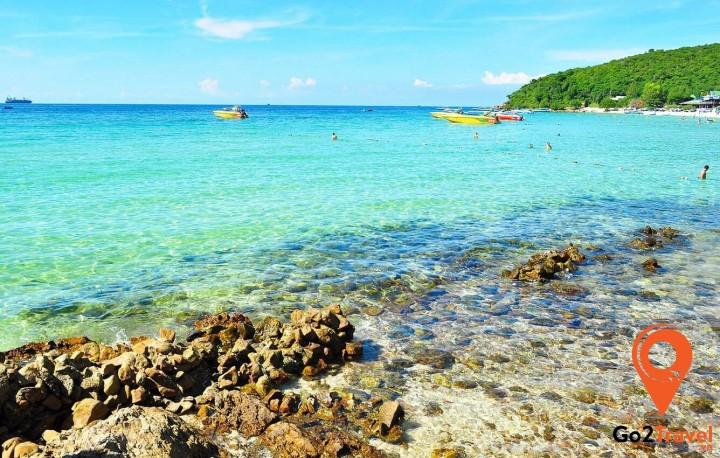 Đảo san hô thơ mộng ở Pattaya