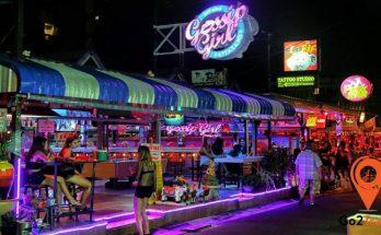 Đi đâu khi về đêm ở thành phố Pattaya?