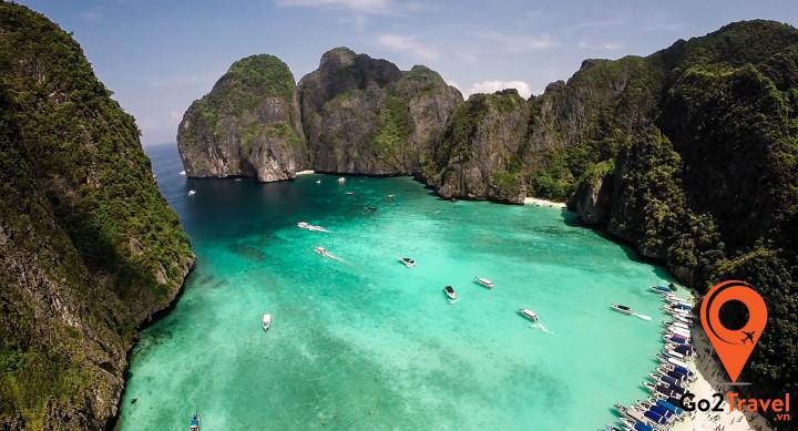 Phuket là hòn đảo lớn nhất Thái Lan