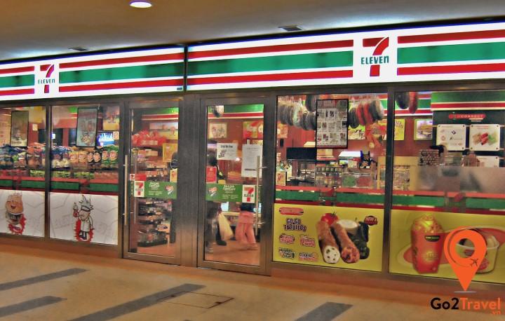 Cửa hàng tiện lợi 7 – Eleven