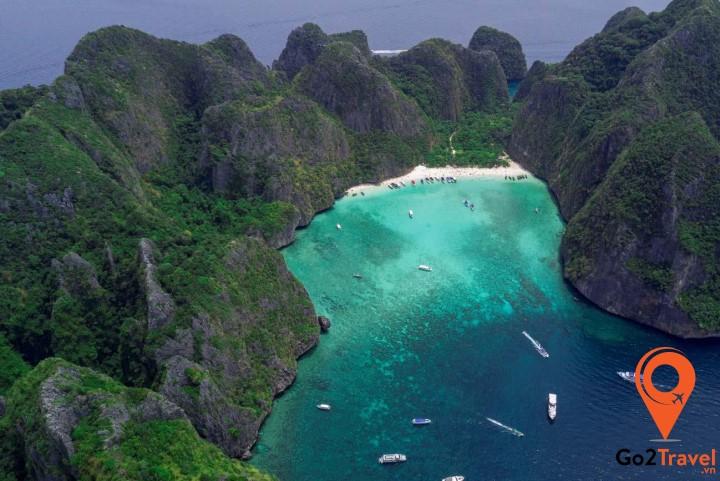 Thời điểm thừ tháng 11 đến tháng 3 là thích hợp du lịch Phuket nhất