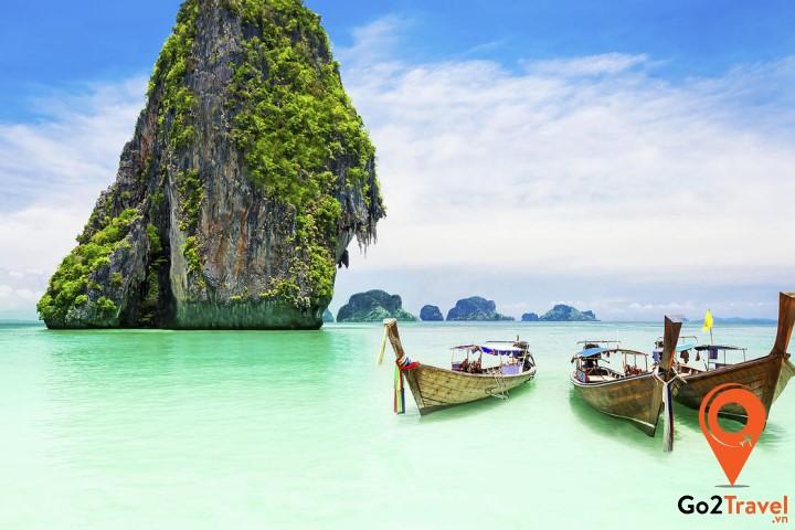 Tháng 1 là tháng Phuket thu hút nhiều khách du lịch nhất