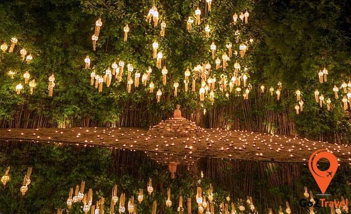 Lễ hội đèn trời Yi Peng