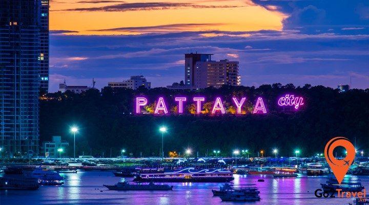 Khám phá thành phố không ngủ Pattaya - Thai Lan
