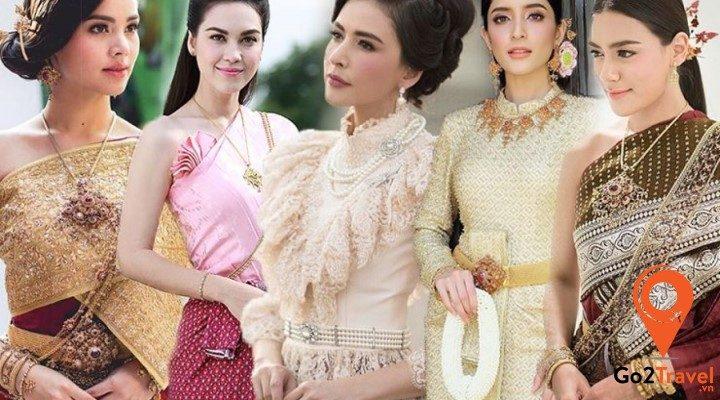Tìm hiểu nét độc đáo trong trang phục truyền thống của Thái Lan