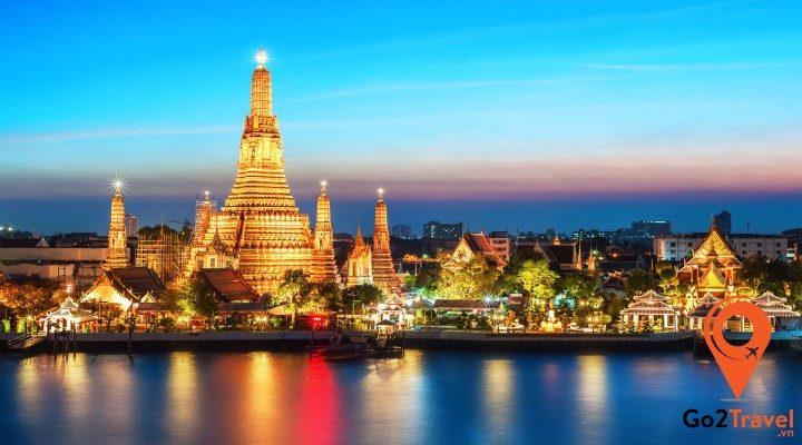 Tổng quan về nền văn hoá Thái Lan